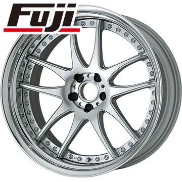 タイヤはフジ 送料無料 WORK ワーク エモーション CR 3P 8.5J 8.50-21 FALKEN アゼニス FK453 245/35R21 21インチ サマータイヤ ホイール4本セット