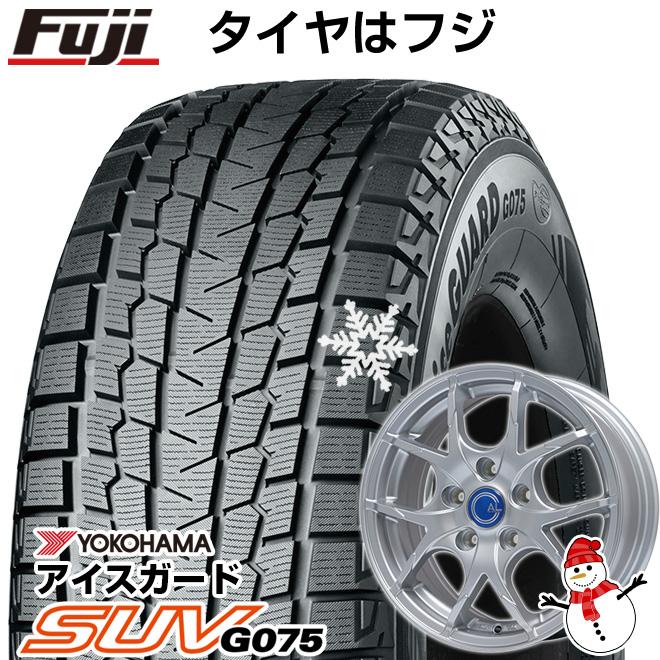 【送料無料 RAV4(Adventure)】 YOKOHAMA ヨコハマ アイスガード SUV G075 245/65R17 17インチ スタッドレスタイヤ ホイール4本セット BRANDLE ブランドル M69 7J 7.00-17