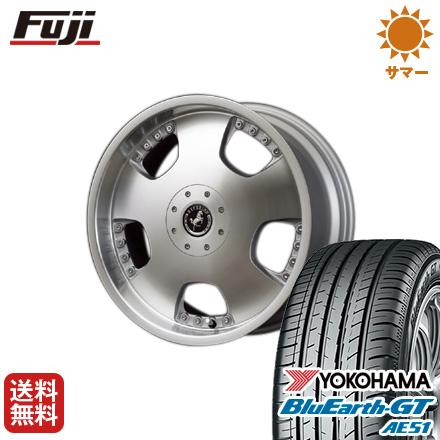 タイヤはフジ 送料無料 MLJ ハイペリオン HYPER DISH II 5J 5.00-14 YOKOHAMA ブルーアース GT AE51 155/65R14 14インチ サマータイヤ ホイール4本セット