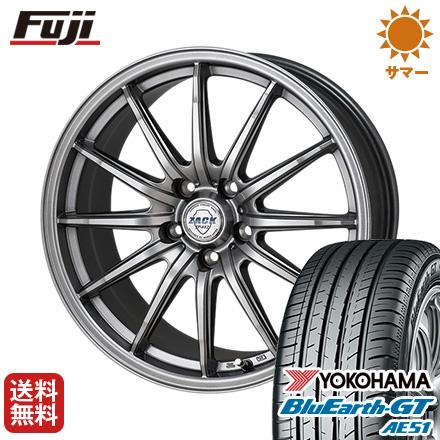 タイヤはフジ 送料無料 ZACK MONZA モンツァ MONZA ZACK JP-812 6.5J 6.50-16 16インチ YOKOHAMA ブルーアース GT AE51 205/65R16 16インチ サマータイヤ ホイール4本セット, フクシマク:d252c5d0 --- sunward.msk.ru