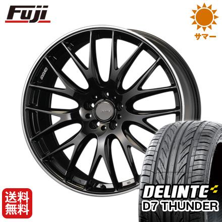 タイヤはフジ 送料無料 RAYS レイズ ホムラ 2X9 8J 8.00-19 DELINTE デリンテ D7 サンダー(限定) 245/35R19 19インチ サマータイヤ ホイール4本セット