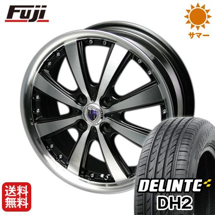 タイヤはフジ 送料無料 KYOHO 共豊 スポルシュ シュタイナーVS5 5.5J 5.50-15 DELINTE デリンテ DH2(限定) 185/60R15 15インチ サマータイヤ ホイール4本セット