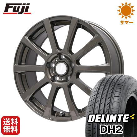 タイヤはフジ 565Z 送料無料 BRANDLE ブランドル 565Z 7.5J 7.50-18 DELINTE サマータイヤ デリンテ BRANDLE DH2(限定) 215/35R18 18インチ サマータイヤ ホイール4本セット, Dクリエイツショップ:889ad9e0 --- sunward.msk.ru