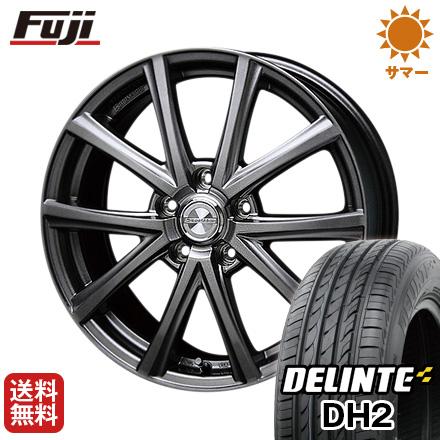 タイヤはフジ 送料無料 BLEST ブレスト ユーロマジック アスパイアFX限定 6.5J 6.50-16 DELINTE デリンテ DH2(限定) 205/65R16 16インチ サマータイヤ ホイール4本セット