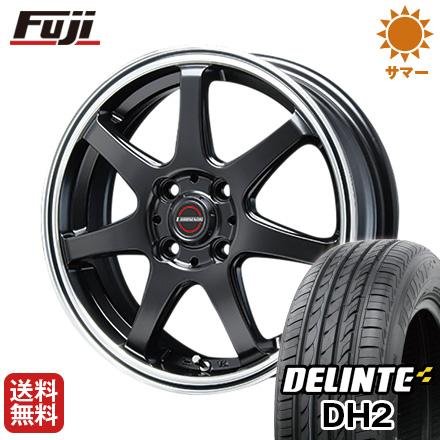 タイヤはフジ 送料無料 BLEST ブレスト ユーロマジック タイプS-07 5.5J 5.50-15 DELINTE デリンテ DH2(限定) 185/60R15 15インチ サマータイヤ ホイール4本セット