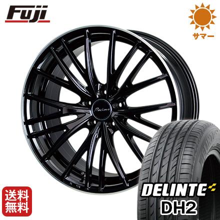 タイヤはフジ 送料無料 HOT STUFF ホットスタッフ プレシャス アストM1 7J 7.00-17 DELINTE デリンテ DH2(限定) 215/50R17 17インチ サマータイヤ ホイール4本セット