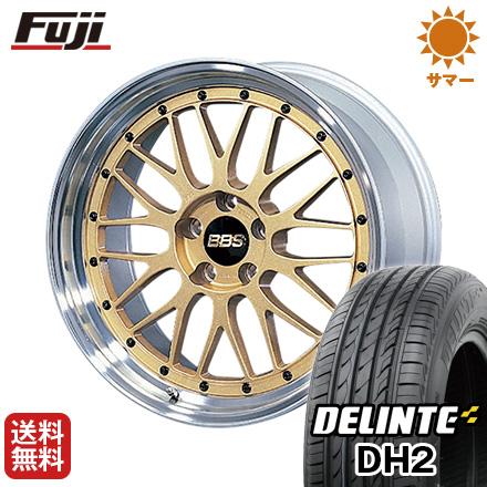 タイヤはフジ 送料無料 BBS JAPAN BBS LM 9J 9.00-21 DELINTE デリンテ DH2(限定) 245/40R21 21インチ サマータイヤ ホイール4本セット