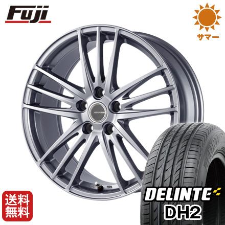 タイヤはフジ 送料無料 シエンタ 5穴/100 BRIDGESTONE ブリヂストン エコフォルム SE-18 6J 6.00-15 DELINTE デリンテ DH2(限定) 185/60R15 15インチ サマータイヤ ホイール4本セット