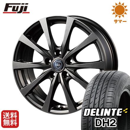 タイヤはフジ DH2(限定) 送料無料 INTER MILANO インターミラノ クレール 215/60R17 RG10 7J クレール 7.00-17 DELINTE デリンテ DH2(限定) 215/60R17 17インチ サマータイヤ ホイール4本セット, A-PRICE:4c944018 --- sunward.msk.ru