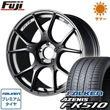熱販売 タイヤはフジ 送料無料 FALKEN SSR GTX02 8.5J 8.50-19 FALKEN 8.50-19 アゼニス 送料無料 FK510 245/45R19 19インチ サマータイヤ ホイール4本セット, ウキハマチ:93eea448 --- fotostrba.sk