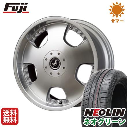 タイヤはフジ 送料無料 MLJ ハイペリオン HYPER DISH II 5J 5.00-15 NEOLIN ネオリン ネオグリーン(限定) 165/50R15 15インチ サマータイヤ ホイール4本セット