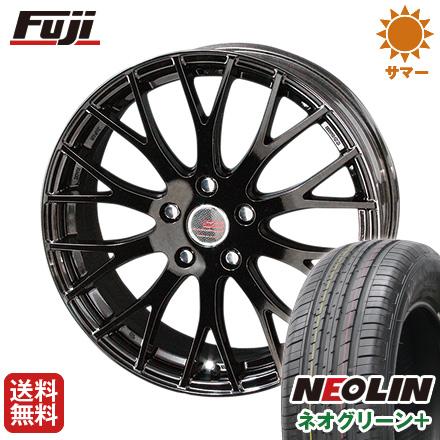 タイヤはフジ 送料無料 KYOHO 共豊 クリエイティブディレクション M2 6.5J 6.50-16 NEOLIN ネオリン ネオグリーン プラス(限定) 205/55R16 16インチ サマータイヤ ホイール4本セット