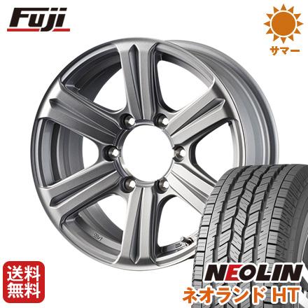 タイヤはフジ 送料無料 INTER MILANO インターミラノ MUD BAHN XR-526 7.5J 7.50-17 NEOLIN ネオリン ネオランド HT(限定) 265/65R17 17インチ サマータイヤ ホイール4本セット