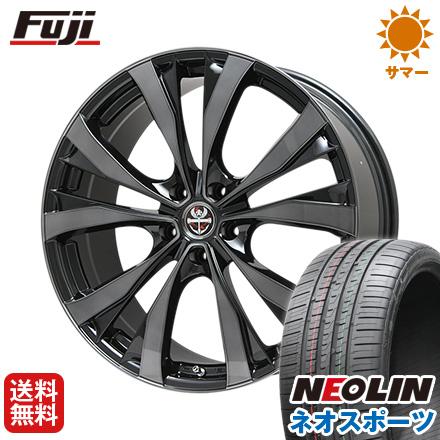 品多く タイヤはフジ 送料無料 PREMIX プレミックス サッシカイア(ブラッククリア) 8.5J 8.50-20 NEOLIN ネオリン ネオスポーツ(限定) 225/35R20 20インチ サマータイヤ ホイール4本セット, PREMIUM STAGE b164f1b3