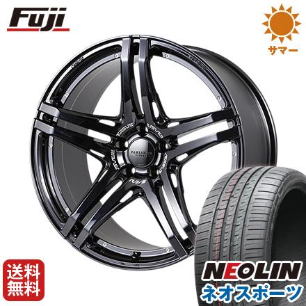 ブランド品専門の タイヤはフジ タイヤはフジ 送料無料 NEOLIN VERSUS ベルサス ベルサス ヴェリエンス V.V.5.2S 8.5J 8.50-20 NEOLIN ネオリン ネオスポーツ(限定) 245/30R20 20インチ サマータイヤ ホイール4本セット:アウトレット一番., kimono5298:479260c9 --- flexable.info