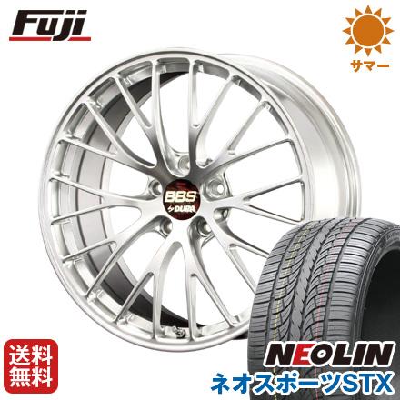 タイヤはフジ 送料無料 BBS JAPAN BBS RZ-D 8.5J 8.50-20 NEOLIN ネオリン ネオスポーツ STX(限定) 245/40R20 20インチ サマータイヤ ホイール4本セット