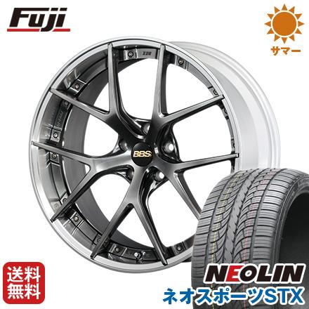 【送料無料】  BBS JAPAN BBS RI-S 8.5J 8.50-20 NEOLIN ネオリン ネオスポーツ STX(限定) 245/40R20 20インチ サマータイヤ ホイール4本セット
