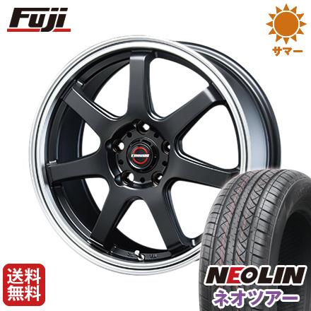 タイヤはフジ 送料無料 BLEST ブレスト ユーロマジック タイプS-07 6.5J 6.50-16 NEOLIN ネオリン ネオツアー(限定) 215/65R16 16インチ サマータイヤ ホイール4本セット