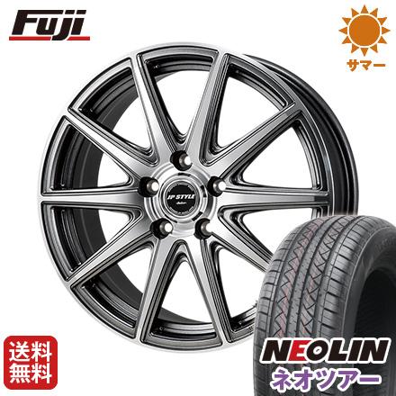 タイヤはフジ 送料無料 MONZA モンツァ JPスタイルベーカー 6.5J 6.50-16 NEOLIN ネオリン ネオツアー(限定) 215/65R16 16インチ サマータイヤ ホイール4本セット