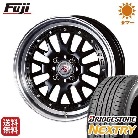 タイヤはフジ 送料無料 CRIMSON クリムソン RS WP MAXIモノブロック 5.5J 5.50-16 BRIDGESTONE ブリヂストン NEXTRY ネクストリー(限定) 165/50R16 16インチ サマータイヤ ホイール4本セット
