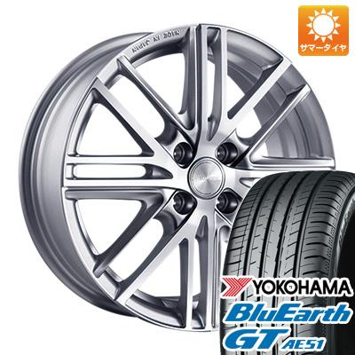 タイヤはフジ 送料無料 BRIDGESTONE ブリヂストン エコフォルム CRS/161 5.5J 5.50-15 YOKOHAMA ブルーアース GT AE51 185/65R15 15インチ サマータイヤ ホイール4本セット