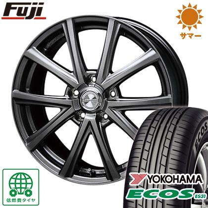 タイヤはフジ 送料無料 BLEST ブレスト ユーロマジック アスパイアFX限定 6.5J 6.50-16 YOKOHAMA エコス ES31 215/65R16 16インチ サマータイヤ ホイール4本セット