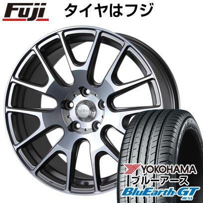 タイヤはフジ 送料無料 MLJ イグナイト エクストラック 7.5J 7.50-18 YOKOHAMA ブルーアース GT AE51 215/40R18 18インチ サマータイヤ ホイール4本セット