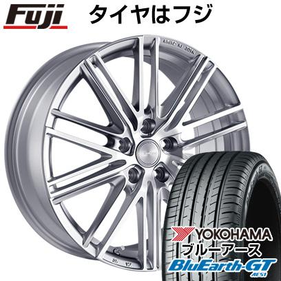 タイヤはフジ 送料無料 BRIDGESTONE ブリヂストン エコフォルム CRS/161 6.5J 6.50-15 YOKOHAMA ブルーアース GT AE51 195/65R15 15インチ サマータイヤ ホイール4本セット