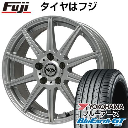 【送料無料】 205/60R16 16インチ CLIMATE クライメイト アリア 6.5J 6.50-16 YOKOHAMA ヨコハマ ブルーアース GT AE51 サマータイヤ ホイール4本セット