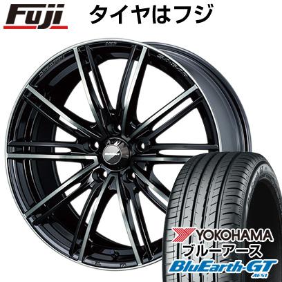 本店は タイヤはフジ 送料無料 WEDS ウェッズスポーツ SA-54R 7J 7.00-16 YOKOHAMA ブルーアース GT AE51 205/65R16 16インチ サマータイヤ ホイール4本セット, こだわりパンダ c5f7e563