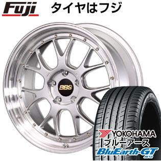 タイヤはフジ 送料無料 BBS JAPAN BBS LM-R 8.5J 8.50-19 YOKOHAMA ブルーアース GT AE51 245/35R19 19インチ サマータイヤ ホイール4本セット