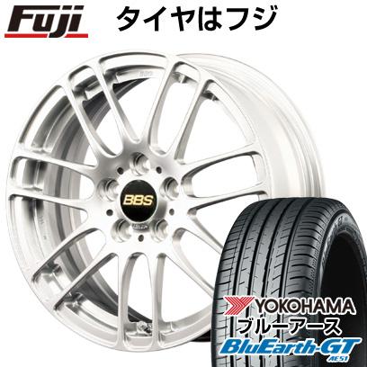 限定特価 オンラインショップ 取付対象 送料無料 205 55R16 16インチ BBS JAPAN RE-L2 6.5J サマータイヤ ブルーアース ヨコハマ 6.50-16 YOKOHAMA GT ホイール4本セット AE51