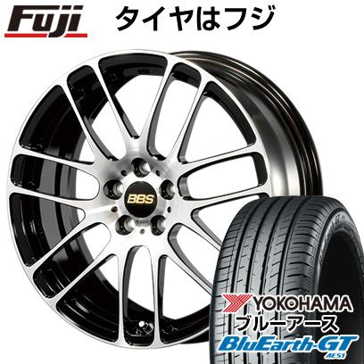 8月 2・5・8日はポイント倍増! タイヤはフジ 送料無料 シエンタ 5穴/100 BBS JAPAN BBS RE-L2 ブラックダイヤカット 6J 6.00-15 YOKOHAMA ブルーアース GT AE51 185/60R15 15インチ サマータイヤ ホイール4本セット