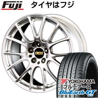 【送料無料】  BBS JAPAN BBS RE-V 8.5J 8.50-19 YOKOHAMA ブルーアース GT AE51 225/45R19 19インチ サマータイヤ ホイール4本セット