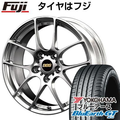 【送料無料】 235/40R18 18インチ BBS JAPAN BBS RF 8J 8.00-18 YOKOHAMA ヨコハマ ブルーアース GT AE51 サマータイヤ ホイール4本セット