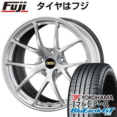 【送料無料】 235/40R18 18インチ BBS JAPAN BBS RI-A 8.5J 8.50-18 YOKOHAMA ヨコハマ ブルーアース GT AE51 サマータイヤ ホイール4本セット