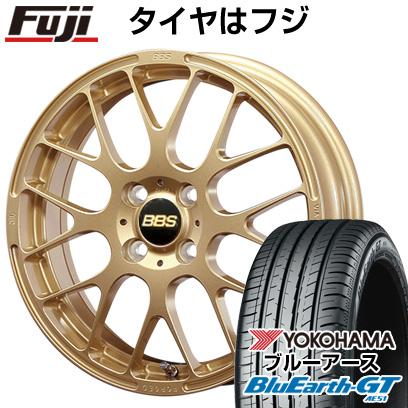 タイヤはフジ 送料無料 BBS JAPAN BBS RP 6J 6.00-15 YOKOHAMA ブルーアース GT AE51 175/65R15 15インチ サマータイヤ ホイール4本セット