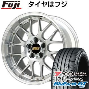【取付対象】 【送料無料】 215/45R18 18インチ BBS JAPAN BBS RS-GT 7.5J 7.50-18 YOKOHAMA ヨコハマ ブルーアース GT AE51 サマータイヤ ホイール4本セット