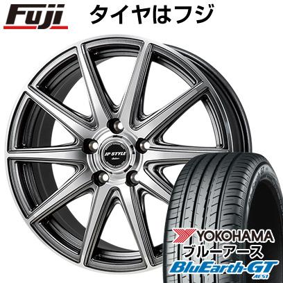 タイヤはフジ 送料無料 MONZA モンツァ JPスタイルベーカー 6.5J 6.50-16 YOKOHAMA ブルーアース GT AE51 215/60R16 16インチ サマータイヤ ホイール4本セット