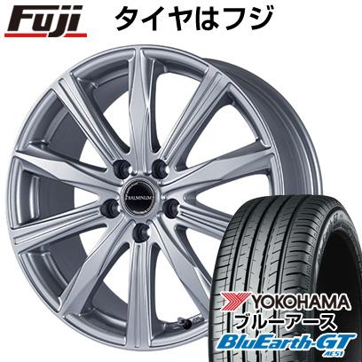 タイヤはフジ 送料無料 BRIDGESTONE ブリヂストン バルミナ KR10 6J 6.00-15 YOKOHAMA ブルーアース GT AE51 195/65R15 15インチ サマータイヤ ホイール4本セット