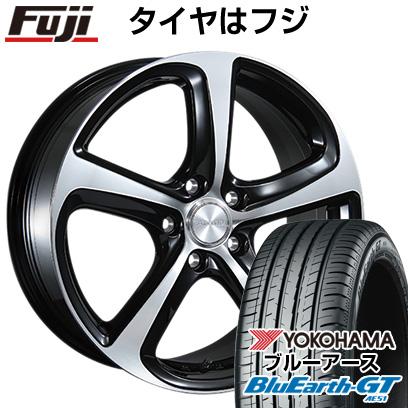タイヤはフジ 送料無料 BRIDGESTONE ブリヂストン バルミナ Z5 6.5J 6.50-16 YOKOHAMA ブルーアース GT AE51 215/65R16 16インチ サマータイヤ ホイール4本セット