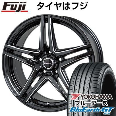 タイヤはフジ 送料無料 フリード 5穴/114 HOT STUFF ホットスタッフ ラフィット LW-04 6J 6.00-15 YOKOHAMA ブルーアース GT AE51 185/65R15 15インチ サマータイヤ ホイール4本セット