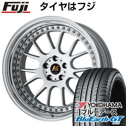 (訳ありセール 格安) タイヤはフジ 送料無料 WORK ワーク VS VS-TX 8.5J 8.50-19 YOKOHAMA ブルーアース GT AE51 235/35R19 19インチ サマータイヤ ホイール4本セット, ブゼンシ 3c7517e6