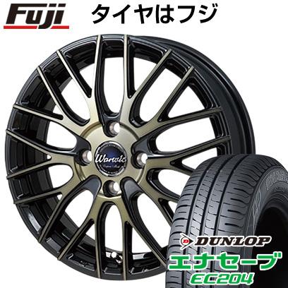 タイヤはフジ 送料無料 ソリオ(MA36S) MONZA モンツァ ワーウィック エンプレス メッシュ 4.5J 4.50-15 DUNLOP エナセーブ EC204 165/65R15 15インチ サマータイヤ ホイール4本セット