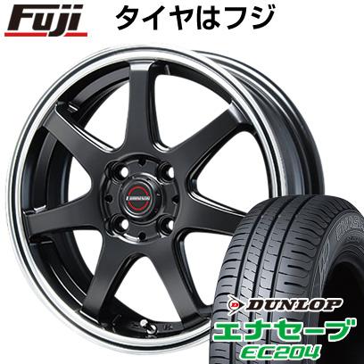 タイヤはフジ 送料無料 BLEST ブレスト ユーロマジック タイプS-07 6J 6.00-16 DUNLOP エナセーブ EC204 185/55R16 16インチ サマータイヤ ホイール4本セット