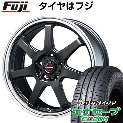 タイヤはフジ 送料無料 BLEST ブレスト ユーロマジック タイプS-07 6.5J 6.50-16 DUNLOP エナセーブ EC204 215/65R16 16インチ サマータイヤ ホイール4本セット