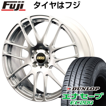 タイヤはフジ 送料無料 BBS JAPAN BBS RE-L2 4.5J 4.50-15 DUNLOP エナセーブ EC204 165/60R15 15インチ サマータイヤ ホイール4本セット