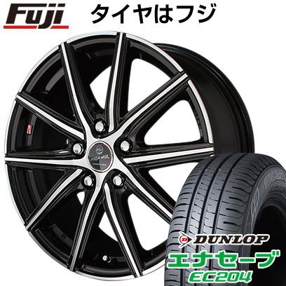 タイヤはフジ 送料無料 KYOHO 共豊 スマック プライム ヴァニッシュ 7.5J 7.50-18 DUNLOP エナセーブ EC204 225/45R18 18インチ サマータイヤ ホイール4本セット
