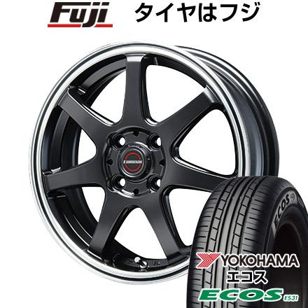 タイヤはフジ 送料無料 ソリオ(MA26S) BLEST ブレスト ユーロマジック タイプS-07 4.5J 4.50-14 YOKOHAMA エコス ES31 165/70R14 14インチ サマータイヤ ホイール4本セット