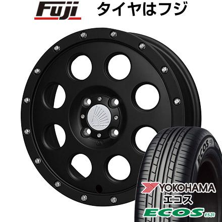タイヤはフジ 送料無料 RAGUNA ラグナ IMX15 4.5J 4.50-15 YOKOHAMA エコス ES31 165/50R15 15インチ サマータイヤ ホイール4本セット